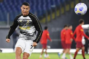 Roma 0-0 Juventus: Ronaldo đá cặp Morata