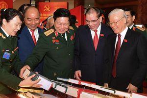 Lãnh đạo Đảng, Nhà nước dự Đại hội Đảng bộ Quân đội