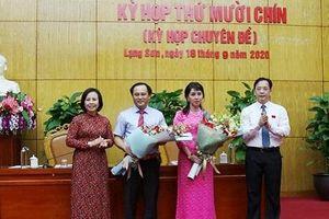 Phê chuẩn 2 Phó Chủ tịch UBND tỉnh Lạng Sơn