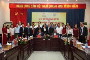 Ký kết thỏa thuận hợp tác của VUSTA và tập đoàn GFS