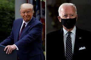 Tổng thống Donald Trump 'thách' ông Joe Biden xét nghiệm ma túy