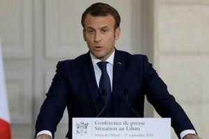 Tình hình Lebanon: Tổng thống Pháp cảm thấy 'xấu hổ' về các nhà lãnh đạo Beirut, ra thời hạn cuối cùng