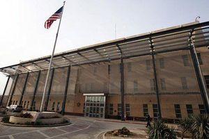 Vùng Xanh bất ổn, Đại sứ quán Mỹ tại Iraq đặt trong tình trạng khẩn cấp, Washington 'nổi cáu'