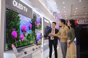 LG khuấy động thị trường với nhiều mẫu TV OLED ấn tượng