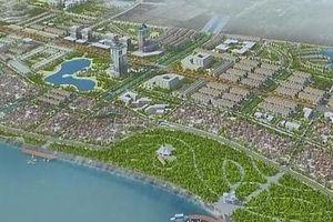 Thanh Hóa duyệt quy hoạch khu đô thị 48 ha dọc đại lộ Nam Sông Mã