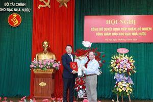 Ông Nguyễn Đức Chi được bổ nhiệm làm Tổng giám đốc Kho bạc Nhà nước