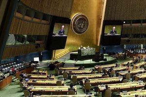 Kỳ họp Đại hội đồng Liên Hiệp Quốc khóa 75: Thế Chiến quốc, thế Xuân Thu…
