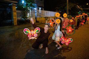 Hoa hậu Hoàn vũ Việt Nam tổ chức Trung Thu cho trẻ em gái thiệt thòi