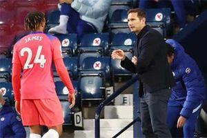 Lampard bắt đầu bị 'soi'