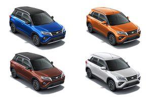 SUV cỡ nhỏ của Toyota chốt giá gần 300 triệu, cạnh tranh với Ford EcoSport, Hyundai Venue