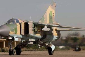 Quốc gia bí ẩn viện trợ MiG-23 cho LNA