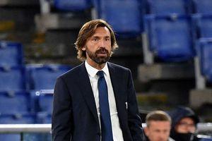 Roma 2-2 Juventus: HLV Pirlo tin 'bước lùi' sẽ giúp đội nhà tiến bộ