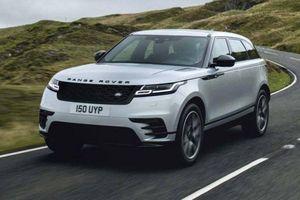 Range Rover Velar 2021 ra mắt tại Anh, bổ sung thêm trang bị