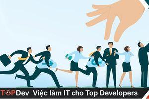 IT TopDev - Nền tảng tuyển dụng nhân sự IT hàng đầu Việt Nam