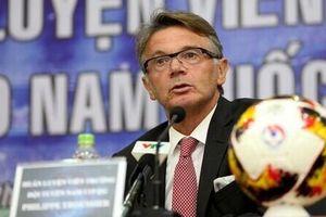 HLV Philippe Troussier: 'Tôi muốn đưa bóng đá Việt Nam tiếp cận mục tiêu World Cup'