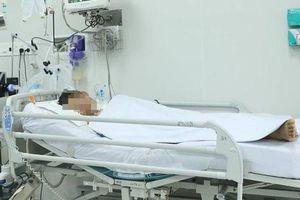 Bệnh nhân ở Vũng Tàu bị ngộ độc sau khi ăn pate Minh Chay đã mở mắt, há miệng