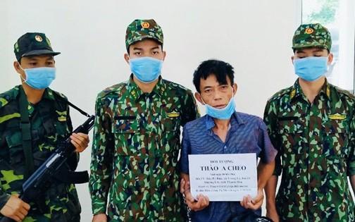 Thanh Hóa: Bắt đối tượng vận chuyển chất ma túy qua biên giới