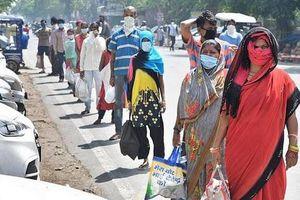 Ấn Độ thêm 82.170 ca mắc COVID-19, số ca mắc cao thứ 2 thế giới