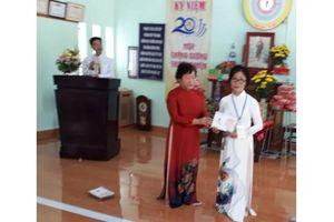 Trao giấy chứng nhận và thẻ giảng huấn môn Thiền dưỡng sinh Dasira Narada
