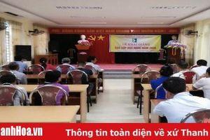 Khai giảng các lớp học nghề cho người khiếm thị
