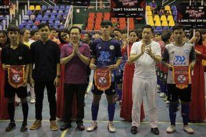Giải Futsal học sinh trung học phổ thông mở rộng lần 1 năm 2020