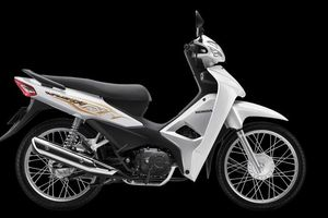 Honda nâng cấp Wave Alpha 2021, loại bỏ công tắc bật đèn pha