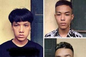 Băng nhóm 'tuổi teen' manh động dùng dao cướp tài sản của người dân