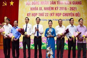 Bí thư Thành ủy Hà Tiên làm Phó Chủ tịch UBND tỉnh Kiên Giang