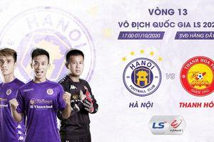 Hà Nội FC quyết thắng để lọt vào tốp 4