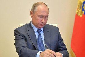 Tổng thống Nga Putin nói về việc can thiệp vào công việc nội bộ của các nước