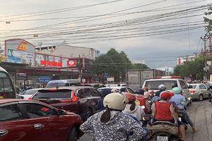 Cần sớm có biện pháp giảm thiểu ùn tắc giao thông tại TP Thái Nguyên