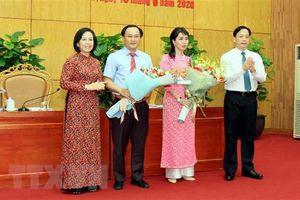 Phê chuẩn 2 Phó Chủ tịch Ủy ban nhân dân tỉnh Lạng Sơn