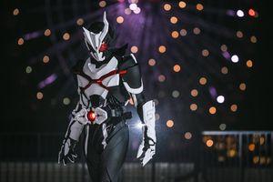 Kamen Rider Ark-One ngoài đời thực: Đỉnh cao cosplay là đây