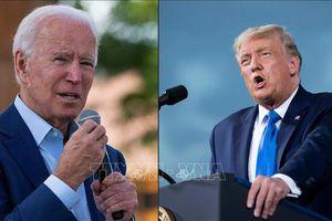 Bầu cử Mỹ 2020: Sức hút của cuộc tranh luận trực tiếp đầu tiên giữa các ứng cử viên tổng thống