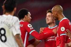 Bảng xếp hạng Ngoại hạng Anh (NHA) ngày 29/9: Liverpool chưa là số 1, MU tiếp tục lặn sâu