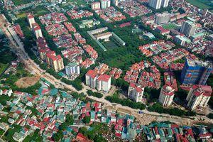 Xây dựng các dự án hạ tầng tại quận Hoàng Mai: Giảm áp lực của quá trình đô thị hóa