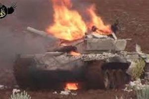 Robot Mỹ diễn tập đánh bại...tăng T-72