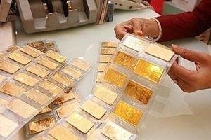 Giá vàng trong nước đồng loạt tăng nhanh