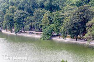 Diện mạo Hồ Gươm thay đổi ra sao trước ngày 'về đích'?