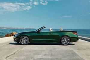 BMW 4-Series Convertible 2021 chốt giá gần 1,3 tỷ đồng