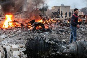 F-16 của Thổ Nhĩ Kỳ bắn rơi chiến đấu cơ Su-25 của Không quân Armenia