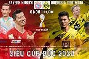 Sôi động La Liga, Siêu Cúp Đức, Carabao Cup giữa tuần này