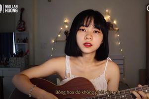 'Đứt từng khúc ruột' nghe Ngô Lan Hương cover 'Bông hoa đẹp nhất'