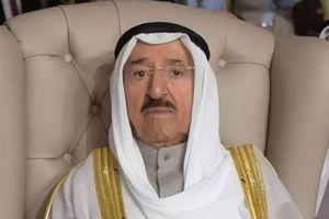 Quốc vương Kuwait qua đời ở Mỹ