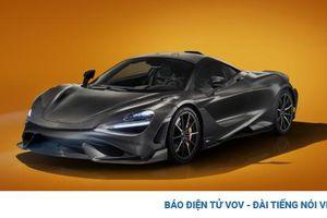 McLaren công bố chi tiết về 765LT cùng hai bản phối màu đặc biệt