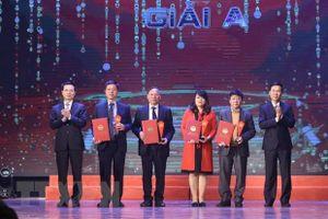 Sách thiếu nhi đoạt giải cao nhất Giải thưởng Sách Quốc gia lần thứ 3-năm 2020