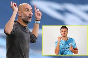 Pep Guardiola cược 'tất tay' tương lai vào Ruben Dias