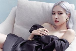 Vượt G-Dragon, Rosé hiện là thần tượng Hàn mặc đẹp nhất