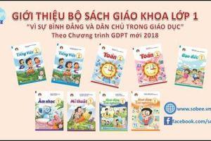 Phụ huynh 'tố khổ' sách Tiếng Việt 1
