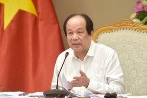 Tổ công tác của Thủ tướng: Không để 'văn bản chồng chất lên văn bản'